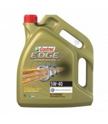 Castrol Edge Turbo Diesel 5W-40, 1L