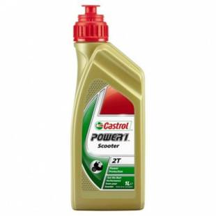 Mootoriõli CASTROL 2T POWER 1 SCOOTER 1L