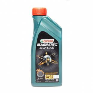 Mootoriõli CASTROL 5W30 MAGNATEC STOP START C2 1L