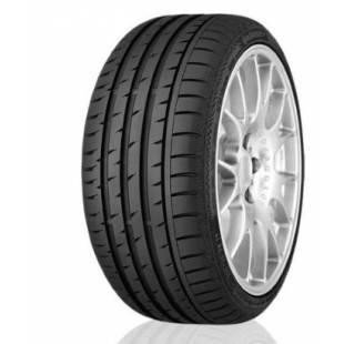 Suverehvid CONTINENTAL 27540 R18 99Y SPORT CONTACT 3 E SSR