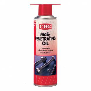 Rooste peataja CRC PENETRATING OIL + MOS2 300 ML