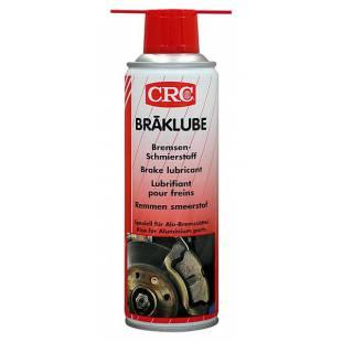 Pidurisuportimääre CRC BRAKLUBE 300 ML