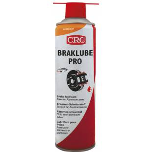 Pidurisuportimääre CRC BRAKLUBE PRO 250ML
