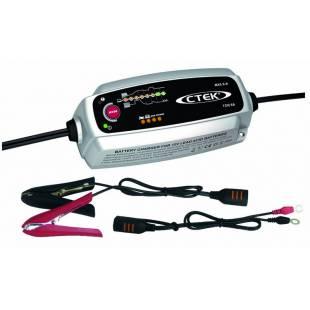 Akulaadija MXS 5.0 EU CTEK 12V CTEK 56-998