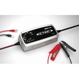 Akulaadija MXS 7.0 EU-F CTEK 12V CTEK 56-754