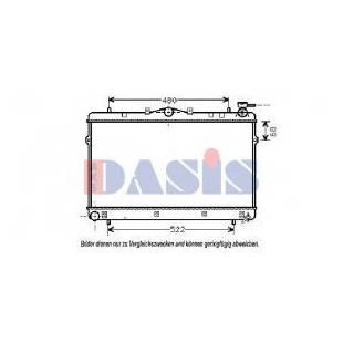 Radiaator DASIS 901788N