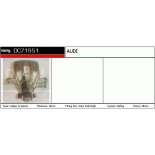 Pidurisuport DELCO REMY DC71951