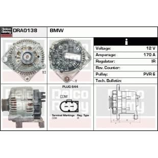 Generaator DELCO REMY DRA0138