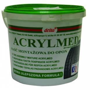 Montaazipasta DELTA ACRYLMED GREEN 4KG