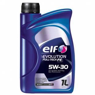 Mootoriõli ELF 5W30 EVOLUTION FULLTECH FE 1L