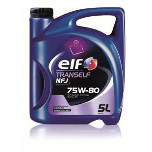 Transmissiooniõli ELF 75W80 TRANSELF NFJ 5L