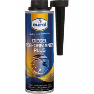 Kütuselisand EUROL DIESEL PERFORMANCE PLUS 0,25L