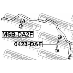 Stabilisaatori varda kumm FEBEST MSB-DA2F