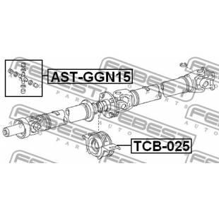 Liigend,pikivõll FEBEST AST-GGN15