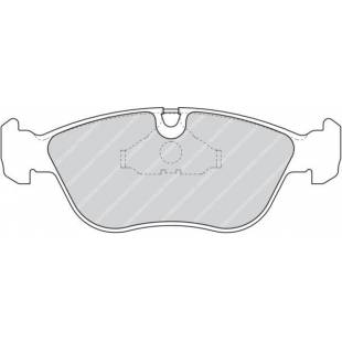 Piduriklotsid FERODO FDB1285