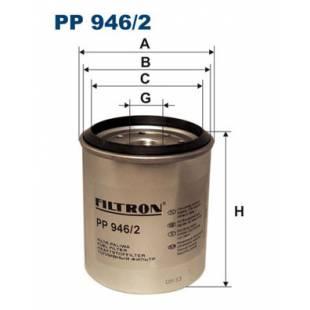 Kütusefilter FILTRON PP946/2