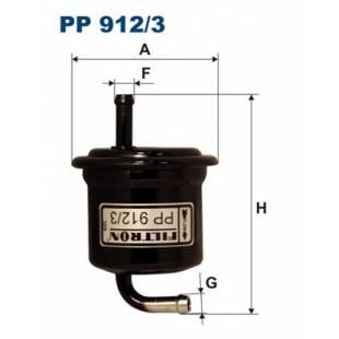 Kütusefilter FILTRON PP912/3