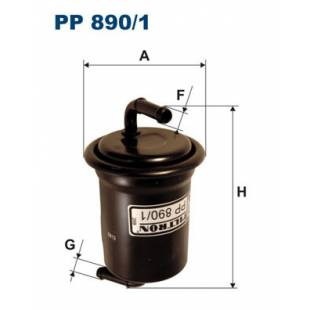 Kütusefilter FILTRON PP890/1