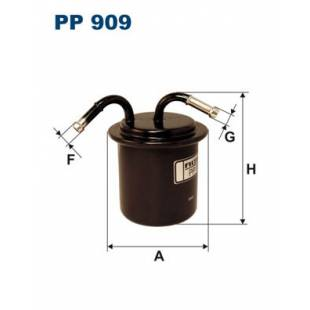 Kütusefilter FILTRON PP909
