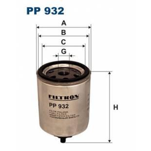 Kütusefilter FILTRON PP932