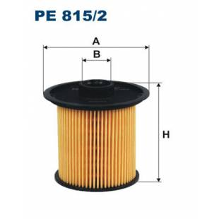 Kütusefilter FILTRON PE815/2