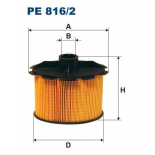 Kütusefilter FILTRON PE816/2