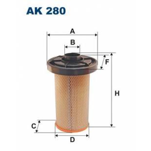 Õhufilter FILTRON AK280
