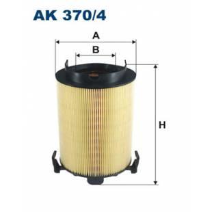 Õhufilter FILTRON AK370/4