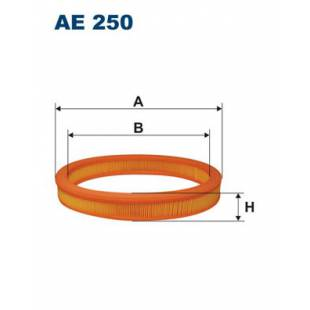 Õhufilter FILTRON AE250