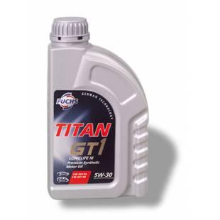 Mootoriõli FUCHS 5W30 TITAN GT1 LONGLIFE III 1L