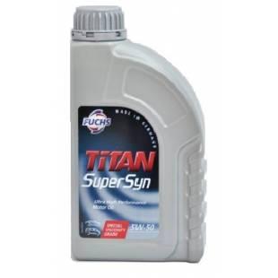 Mootoriõli FUCHS 5W50 TITAN SUPERSYN 1L