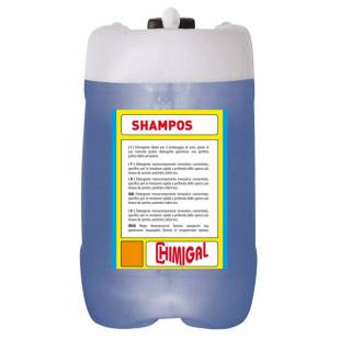Auto sampoon GOLDEN CHIMIGAL SHAMPOS 1000 ML
