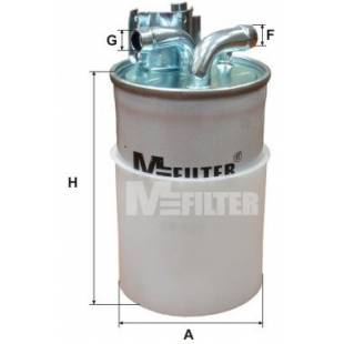 Kütusefilter MFILTER DF692