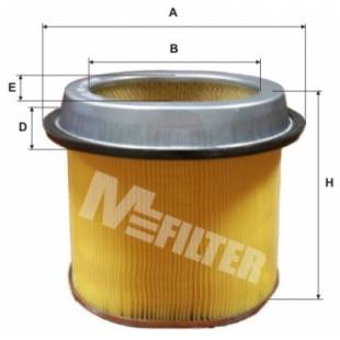 Õhufilter MFILTER A254
