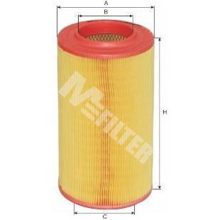 Õhufilter MFILTER A843