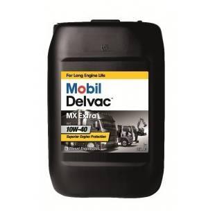 Mootoriõli MOBIL 10W40 DELVAC MX EXTRA 20L