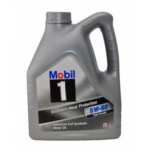 Mootoriõli MOBIL 5W50 MOBIL 1 FS 4L