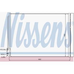 Kondenser NISSENS 940110