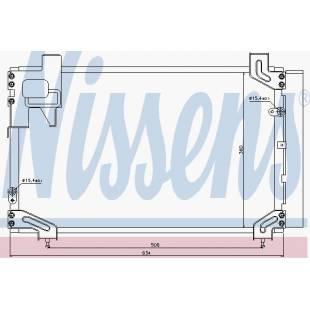 Kondenser NISSENS 940020