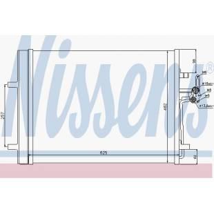 Kondenser NISSENS 940044