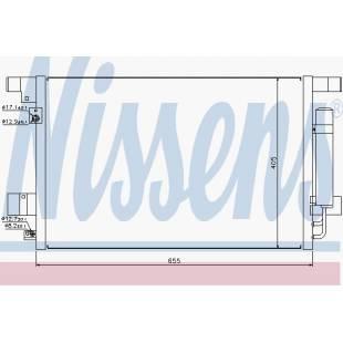 Kondenser NISSENS 940029