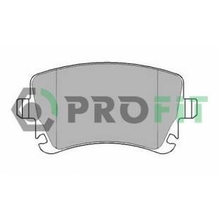 Piduriklotsid PROFIT 5000-1644