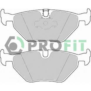 Piduriklotsid PROFIT 5000-1075