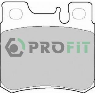 Piduriklotsid PROFIT 5000-0644