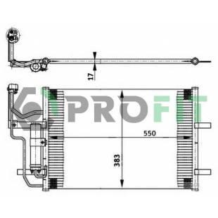 Kondenser PROFIT PR 1501C1