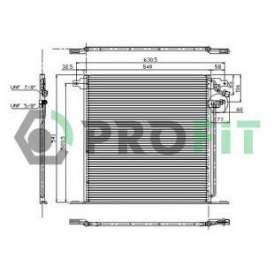 Kondenser PROFIT PR 3560C1