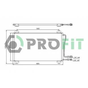 Kondenser PROFIT PR 3546C1