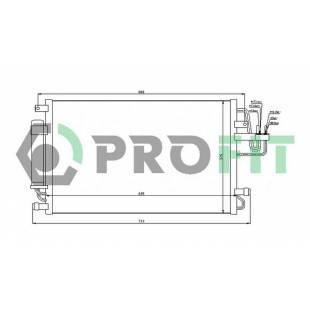 Kondenser PROFIT PR 1305C1