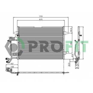 Kondenser PROFIT PR 9540C3