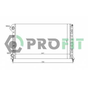 Radiaator PROFIT PR 2210A1